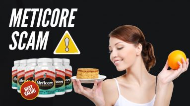 Meticore Supplement Review 2020 - Scam Exposed (How I Lost $800)